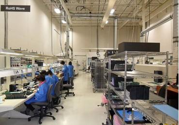 Cum poate influenta iluminatul LED procesele industriale?