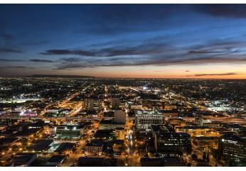 Tehnologia LED schimba aspectul oraselor pe timp de noapte