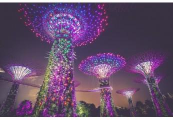 Becurile cu LED si rolul iluminatului in arta