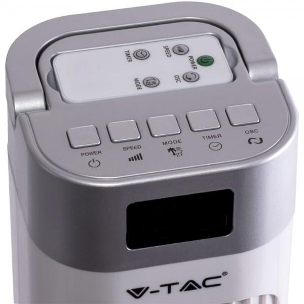 Ventilator turn 55W cu telecomanda - 36 inch