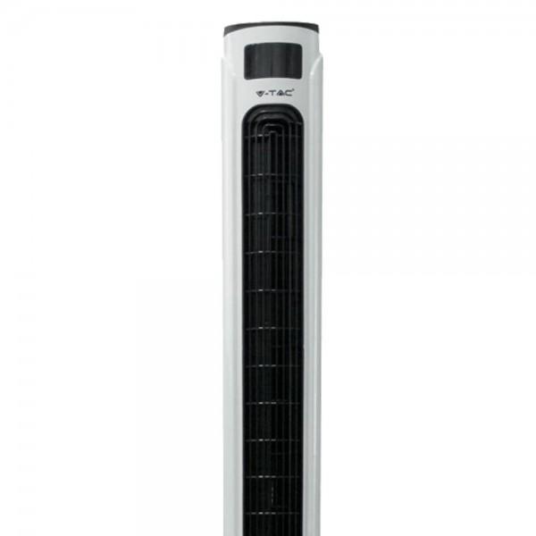 Ventilator turn 55W Alb cu tel...