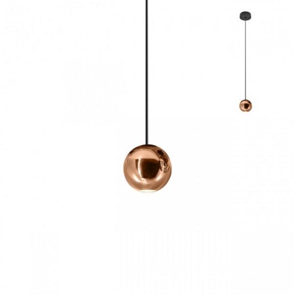Pendul LED 4.5W OBO 50mm lumina calda