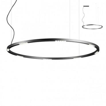 Suspensie LED 68W UNION 1200mm CRI90 bronz alb negru lumina calda