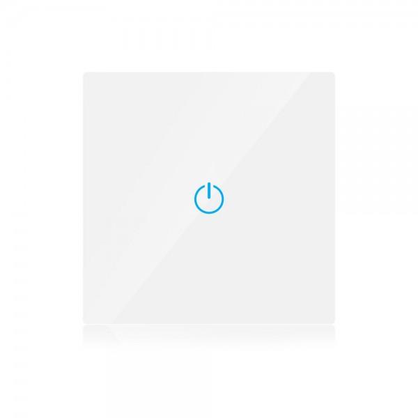 Intrerupator alb 1 comutator WIFI compat...