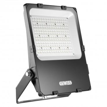 Proiector LED 50W GEWISS ELIA FL asimetric Alb Neutru