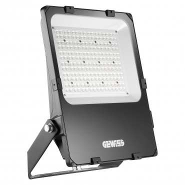 Proiector LED 100W GEWISS ELIA FL asimetric Alb Neutru