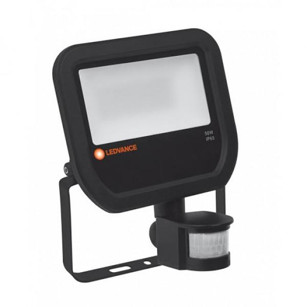Proiector LED cu senzor 50W LEDVANCE Cor...