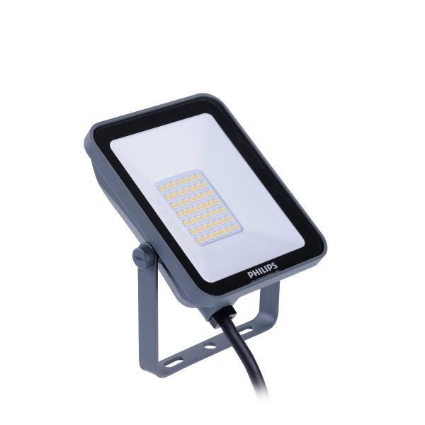 Proiector LED 50W PHILIPS LEDINAIRE BVP154 Corp Gri Alb Neutru