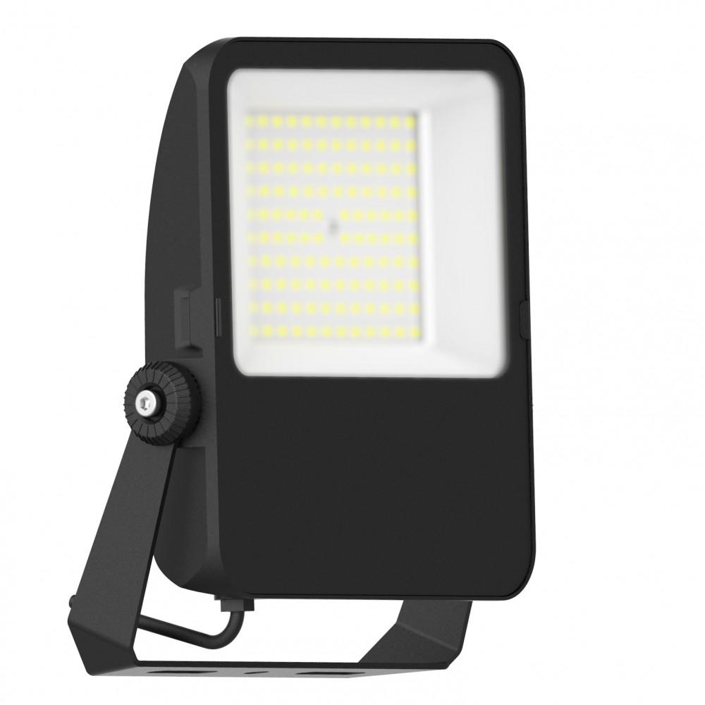 Proiector LED 100W Capri Basic SCHRACK Corp Negru Alb Neutru