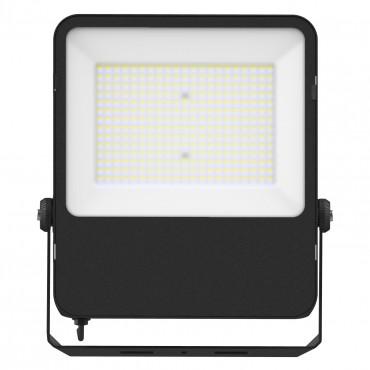 Proiector LED 200W Capri Basic SCHRACK asimetric Corp Negru Alb Neutru