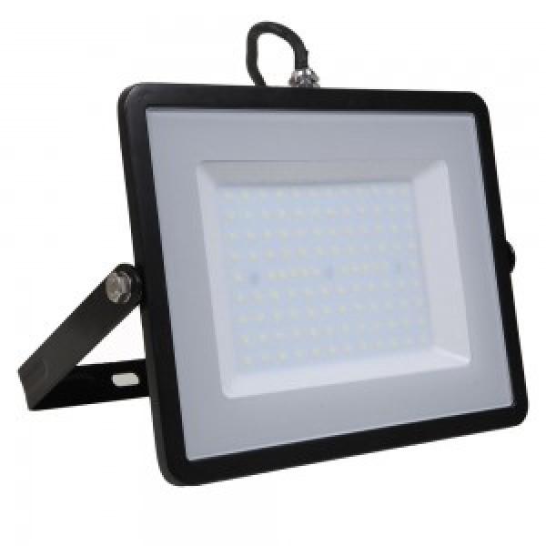 Proiector LED 100W Corp Negru ...