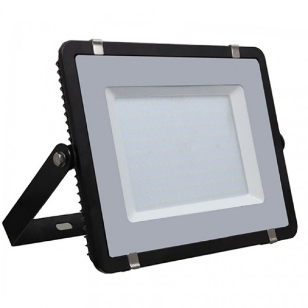 Proiector LED 200W Corp Negru ...