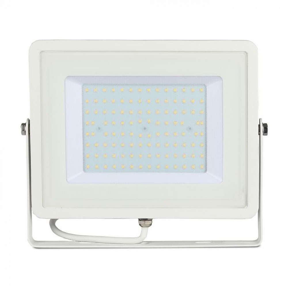 Proiector LED 100W Cip SAMSUNG Corp Alb Alb rece