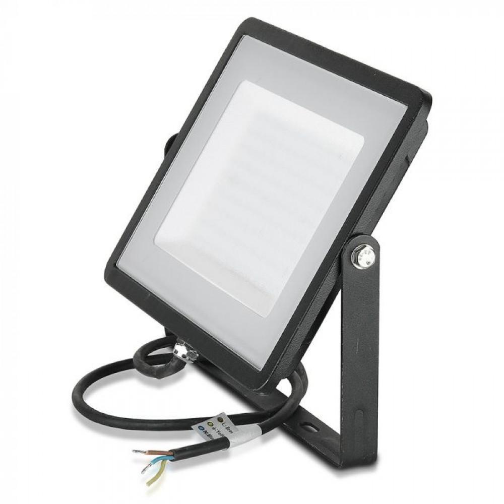 Proiector LED 300W cip SAMSUNG Corp Negru lumina rece