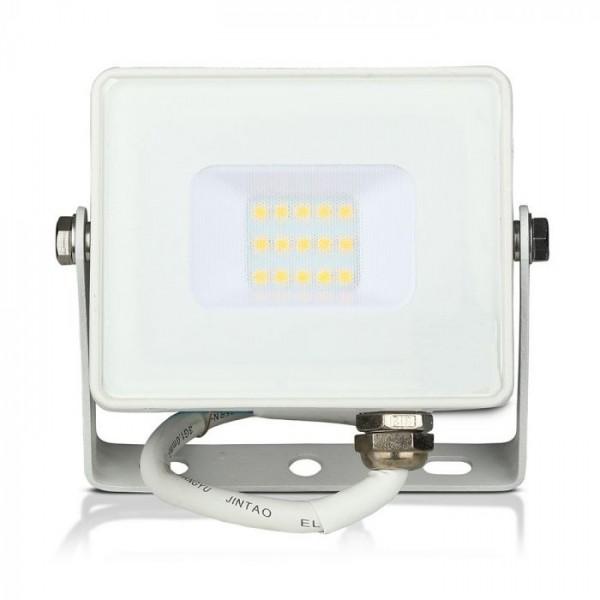 Proiector LED 10W Cip SAMSUNG Corp Alb Alb Rece