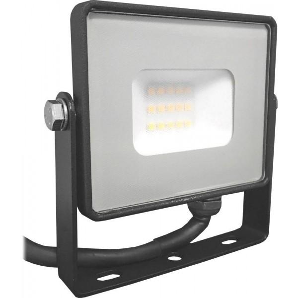 Proiector LED 10W Cip SAMSUNG Corp Negru Alb Rece