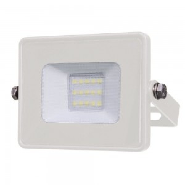Proiector LED 10W Corp Alb SMD...