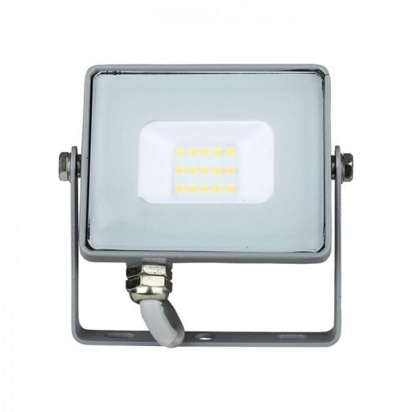 Proiector LED 10W Cip SAMSUNG Corp Gri Alb Rece