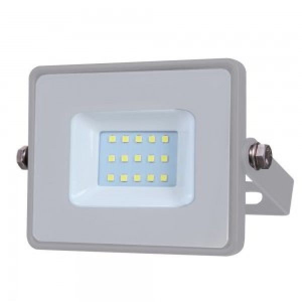 Proiector LED 10W Corp Gri SMD CHIP SAMSUNG Alb Rece