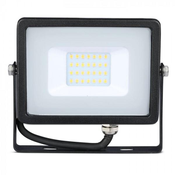 Proiector LED 20W Cip Samsung Corp Negru Alb Neutru