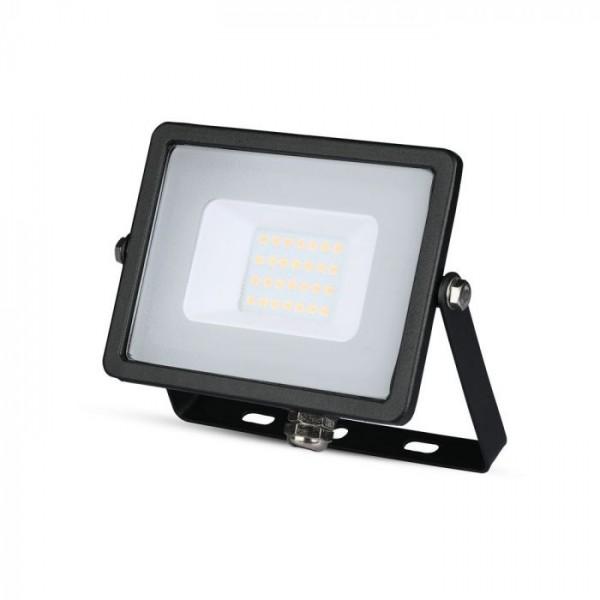 Proiector LED 20W Cip Samsung Corp Negru Alb Rece