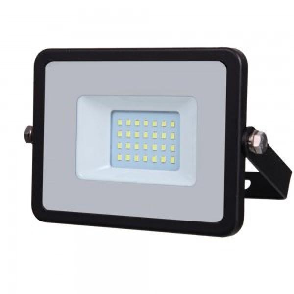 Proiector LED 20W Corp Negru SMD CHIP SA...