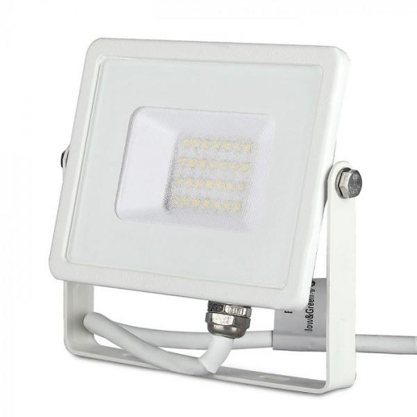 Proiector LED 20W Cip Samsung Corp Alb Alb Neutru