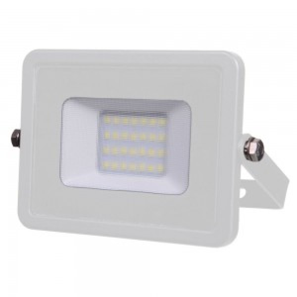 Proiector LED 20W Corp Alb SMD CHIP SAMSUNG Alb Neutru