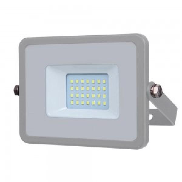 Proiector LED 20W Corp Gri SMD SAMSUNG C...