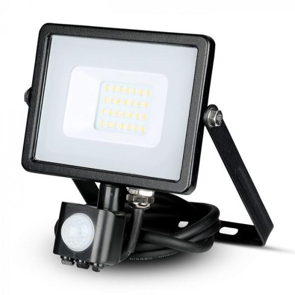 Proiector LED cu senzor 20W Ci...
