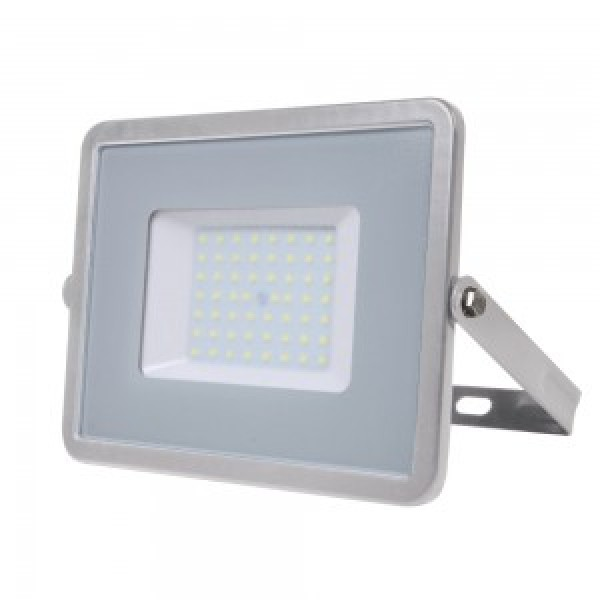 Proiector LED 50W Corp Gri SMD CHIP SAMSUNG 6400K