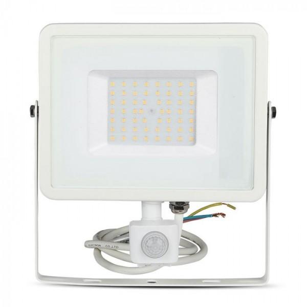 Proiector LED cu senzor 50W Ci...