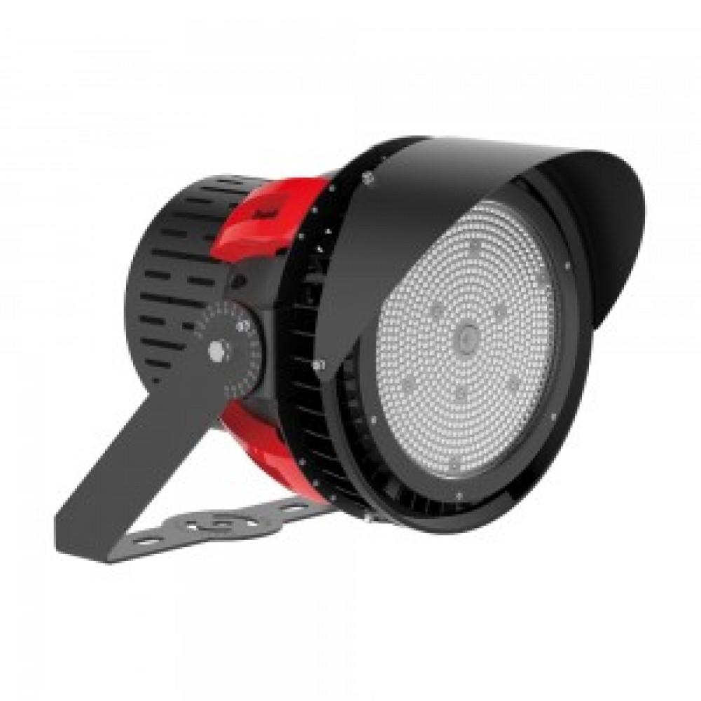 Proiector LED 500W CIP SAMSUNG si Driver Mean Well Dimabil Alb Rece 45 grade