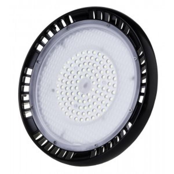 Lampa industriala LED 100W Corp Negru UF...
