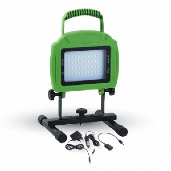 Proiector LED 20W Reincarcabil Alb Neutr...