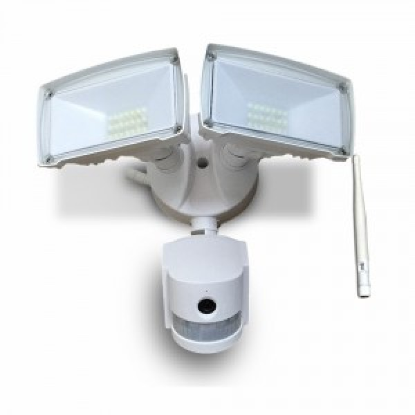 Proiector LED 18W Senzor WiFi si Camera ...