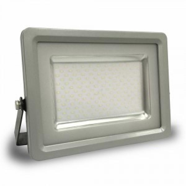 Proiector LED 100W Gri Negru S...