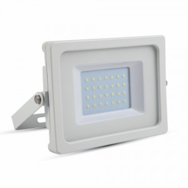 Proiector LED 30W Corp Alb SMD...