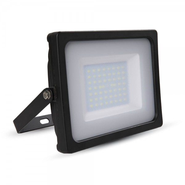 Proiector LED 50W Corp Negru SMD Alb Rec...