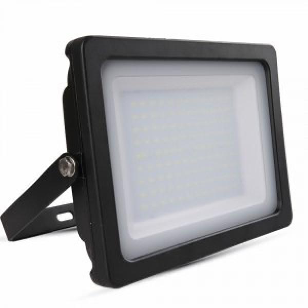 Proiector LED 100W Negru SMD A...