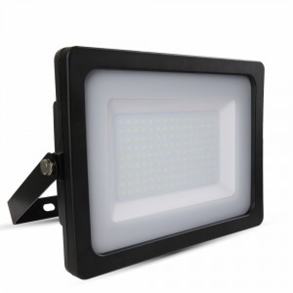 Proiector LED 1000W Negru Meanwell Driver Alb Neutru