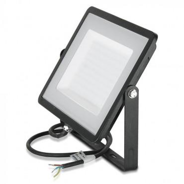 Proiector LED 100W Cip SAMSUNG Corp Negru Alb Rece