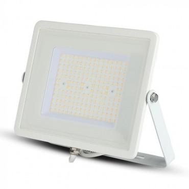 Proiector LED 100W Cip SAMSUNG 120lm/W Corp Alb Alb Neutru