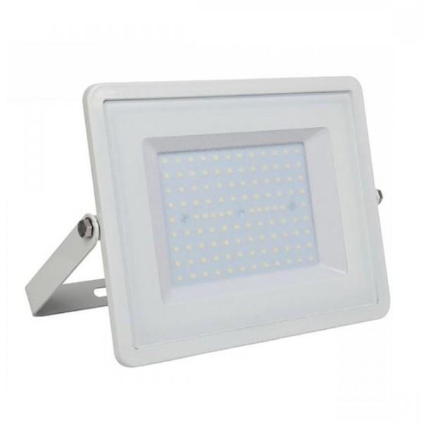 Proiector LED 100W Corp Alb Samsung SMD 120lm/W Alb Neutru