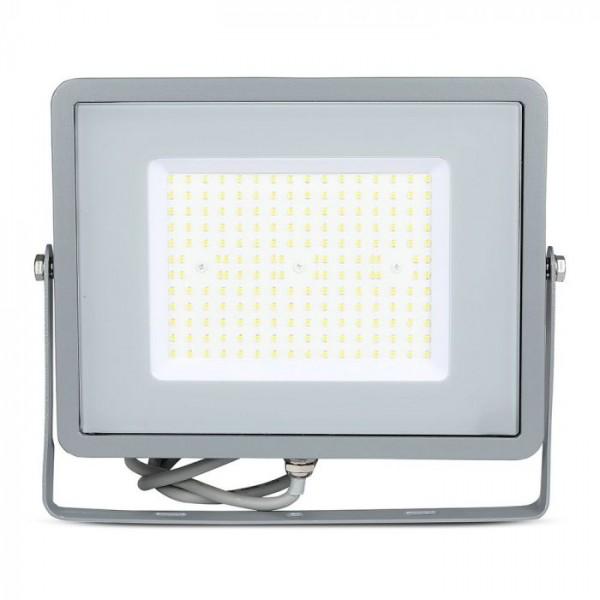 Proiector LED 100W Cip SAMSUNG 120lm/W Corp Gri Alb Neutru