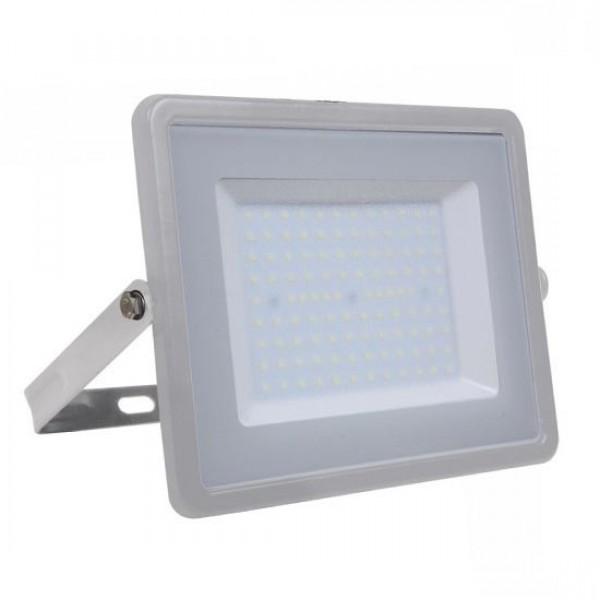 Proiector LED 100W Corp Gri Samsung SMD 120lm/W Alb Neutru