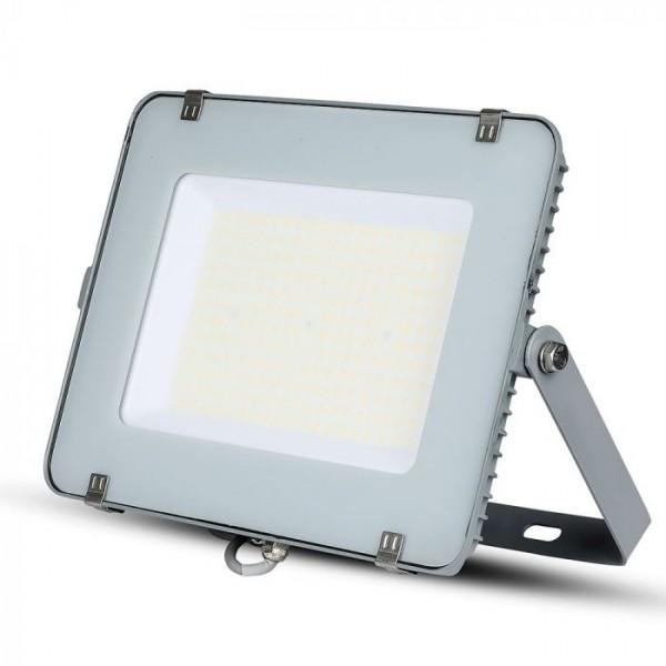 Proiector LED 150W Cip Samsung 120lm/W Corp Gri Alb Rece