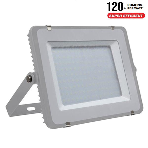 Proiector LED 150W Corp Gri Cip Samsung SMD 120lm/W Alb Neutru