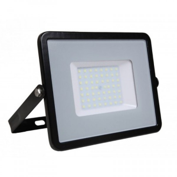 Proiector LED 20W Corp Negru Samsung SMD Alb Rece
