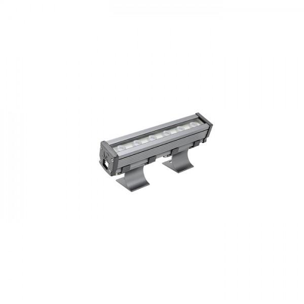 Corp de iluminat LED liniar etans 6W tip wallwasher XFLOW 270mm UGR<16